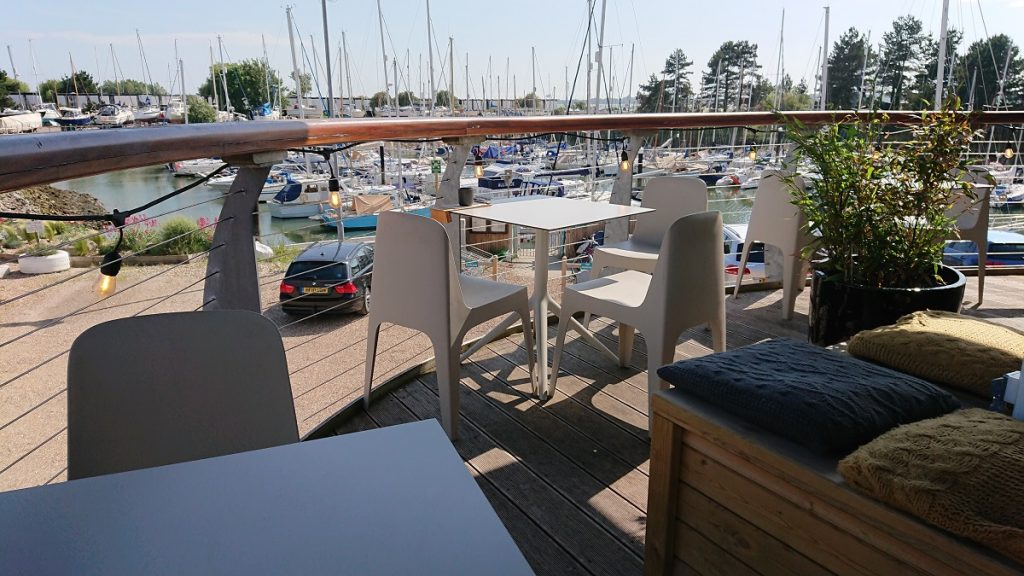 Emsworth marina and yacht harbour