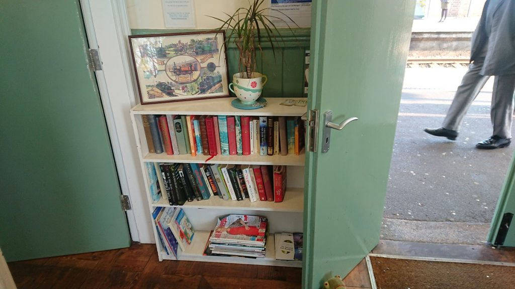 Book exchange Emsworth Hampshire